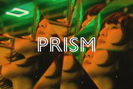 Prism Kaleidoscope Photo Effect