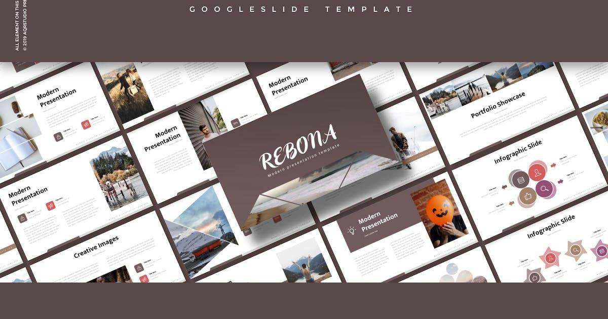 Download Rebona - Google Slide Template by aqrstudio