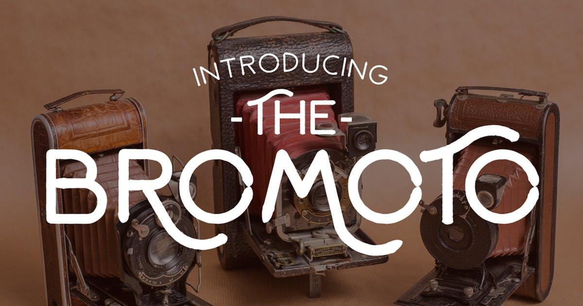 Download Bromoto by Attype-Studio