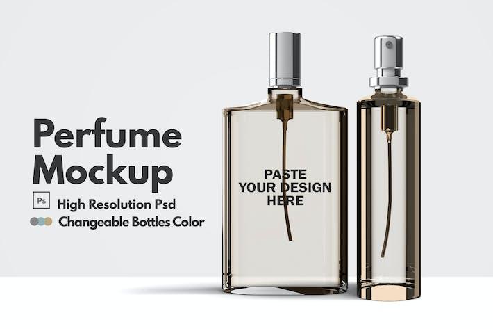 Thumbnail for Parfüm Mock-ups V.2