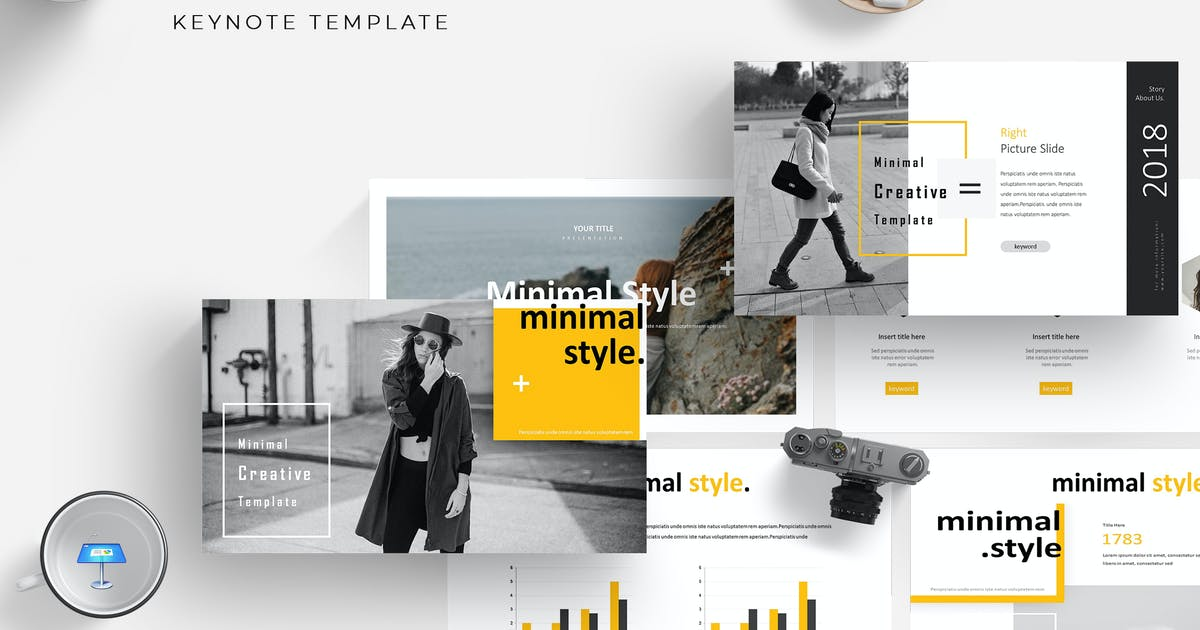 Download Misscelanneous - Keynote Template by aqrstudio