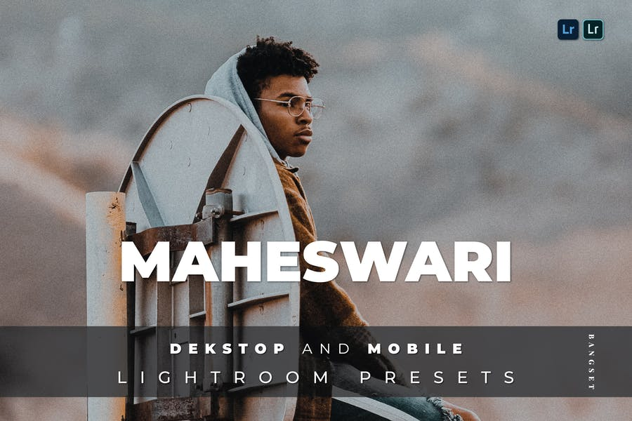 Maheswari Desktop and Mobile Lightroom Preset