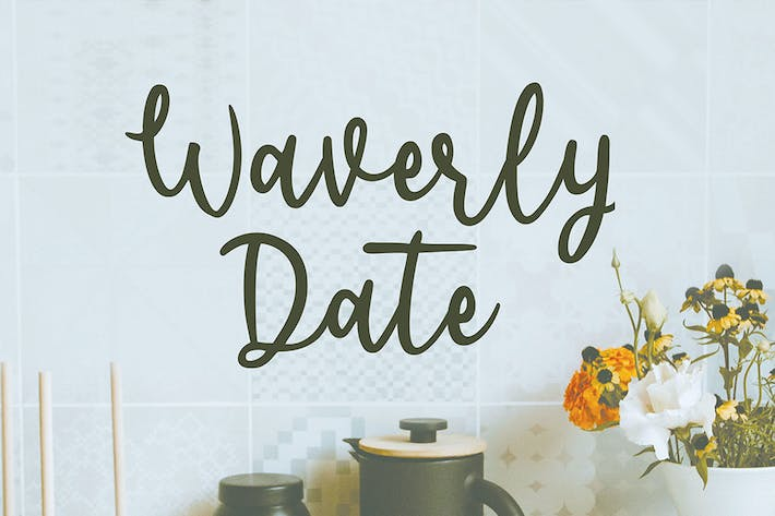 Thumbnail for Waverly Date