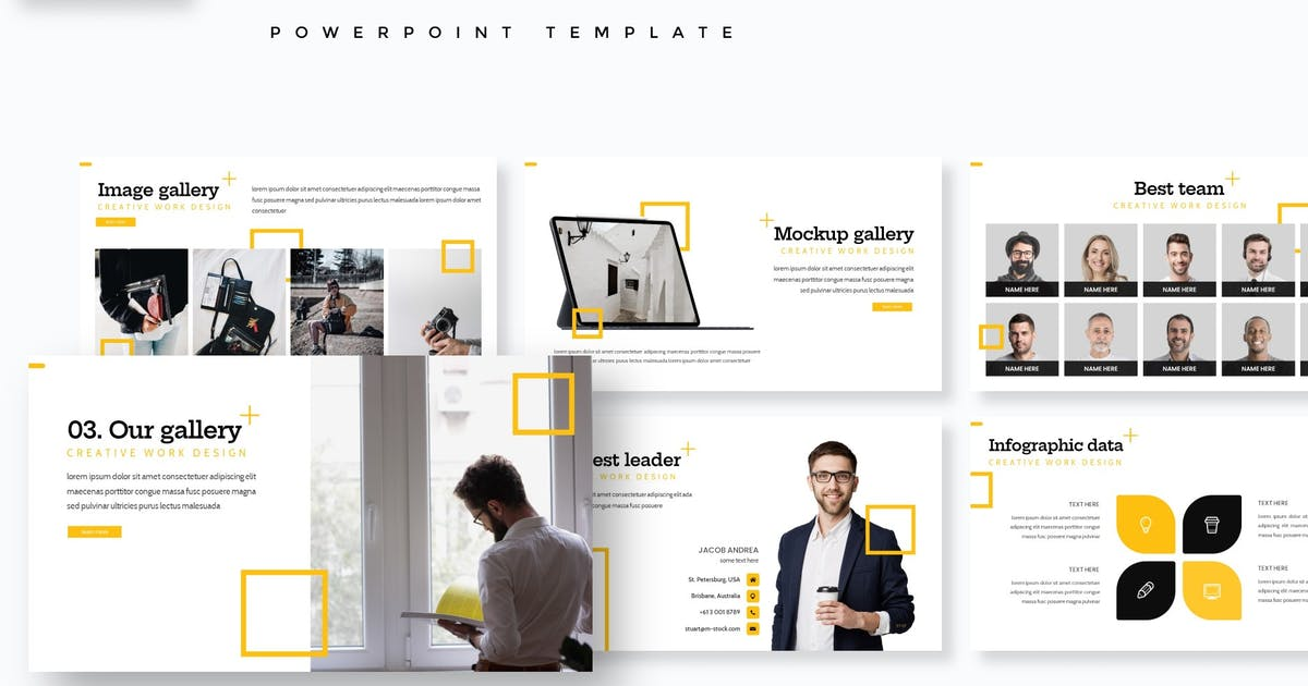 Download Purella - Powerpoint  Template by aqrstudio