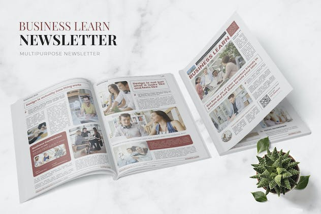 Business Learn Newsletter