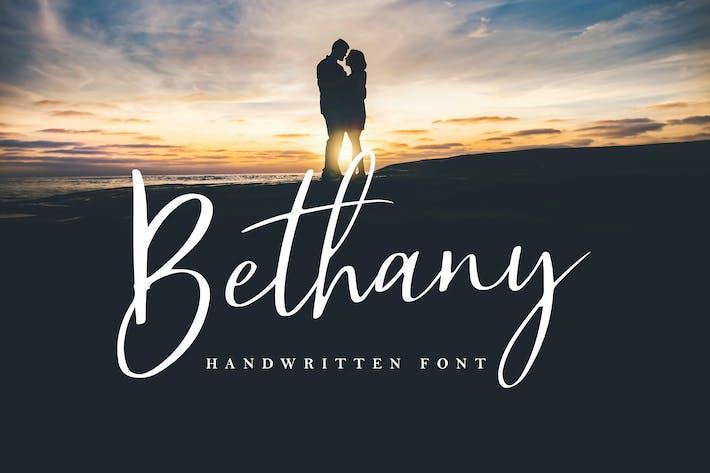 Thumbnail for Bethany Script