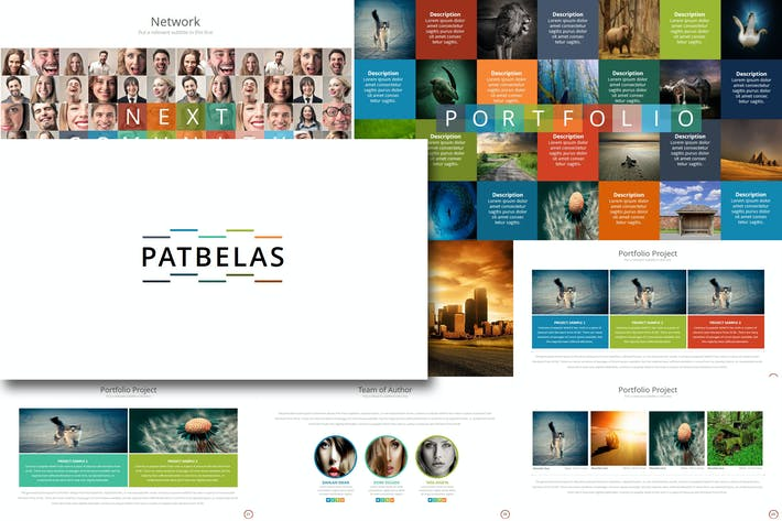 Thumbnail for PatBelas - Powerpoint Template