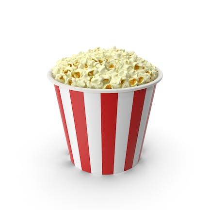 Popcorns In Tub