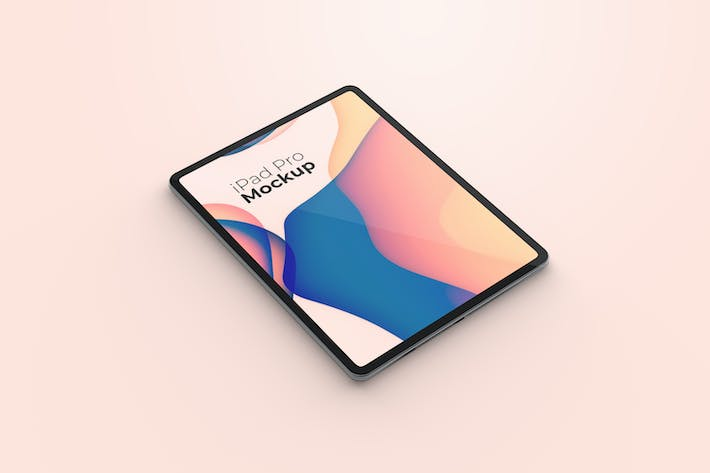 Thumbnail for iPad Pro Mockup V1
