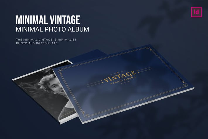 Thumbnail for Minimal Vintage - Fotoalbum