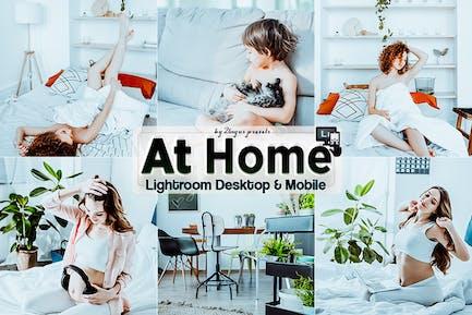 Indoor Magic Lightroom Presets Mobile & PC