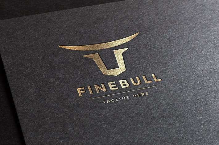 Thumbnail for Finebull Logo Template