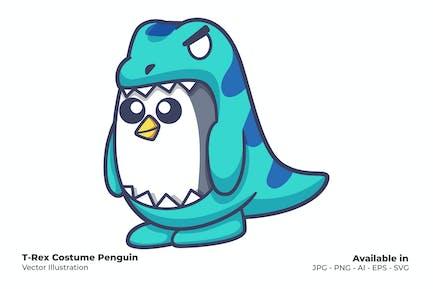 T-Rex Costume Penguin