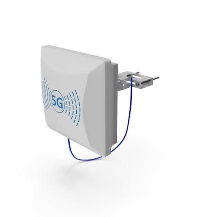 Малосотовая антенна 5G