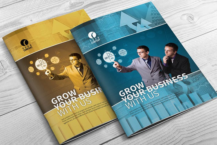Thumbnail for Corporate Bussiness Brochure