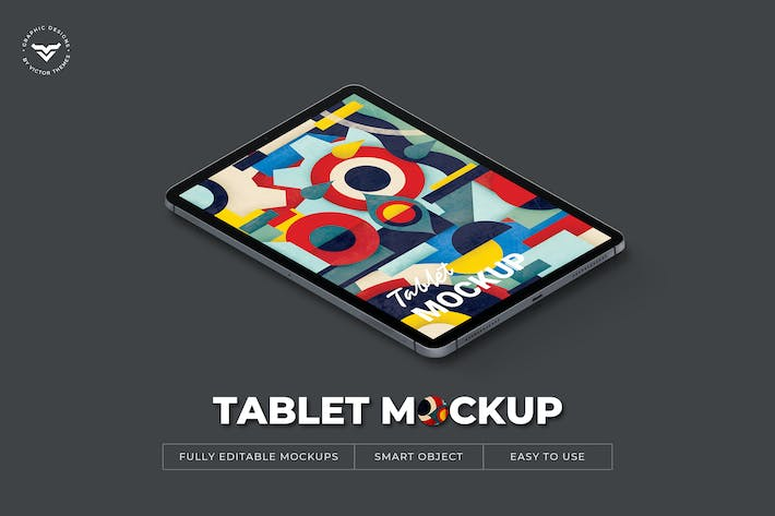 Thumbnail for Tablet Mockups