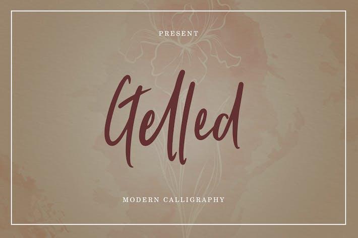 Thumbnail for Gelled Script