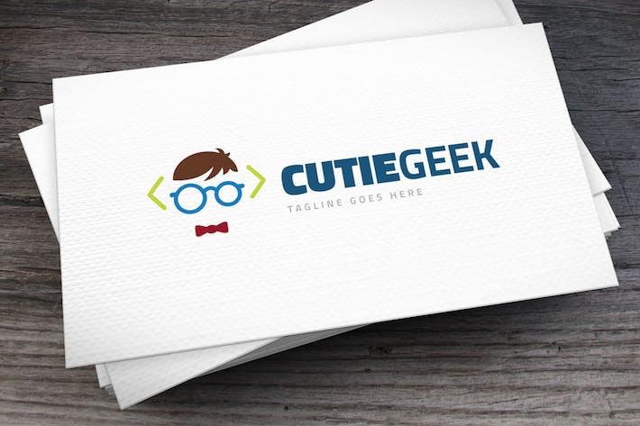 Thumbnail for Cutiegeek Logovorlage