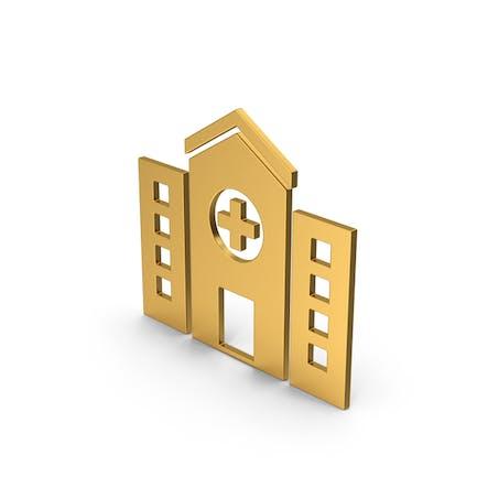 Symbol Hospital Gold