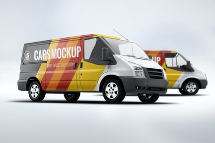 Van Mock-Up