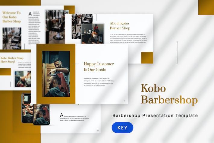 Thumbnail for Kobo - Keynote Template
