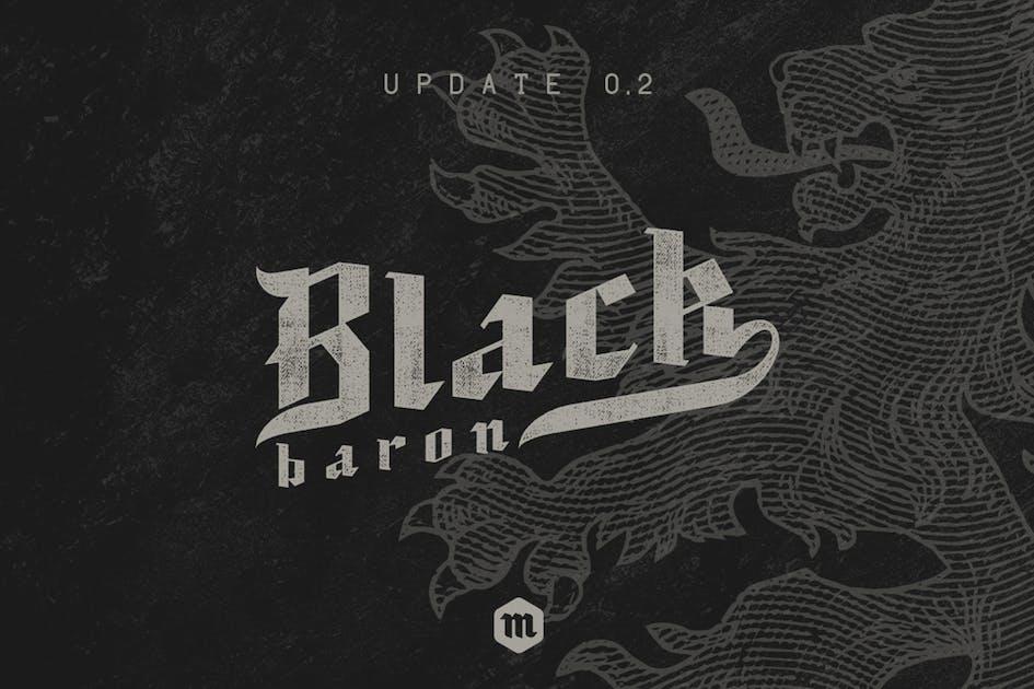 Download Black Baron by Mihis_Design