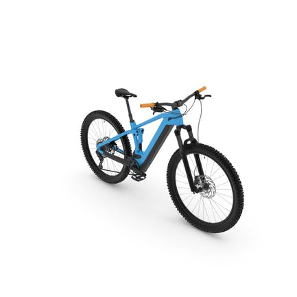 Blue G2 Mountain Bike
