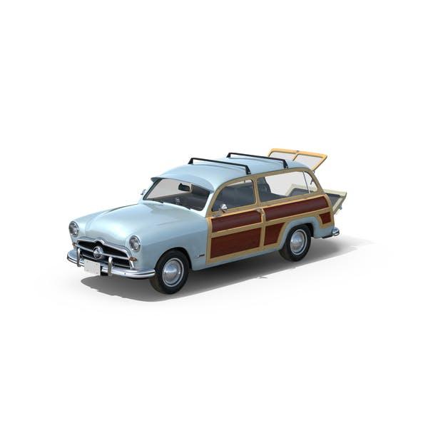 Generic Retro Car