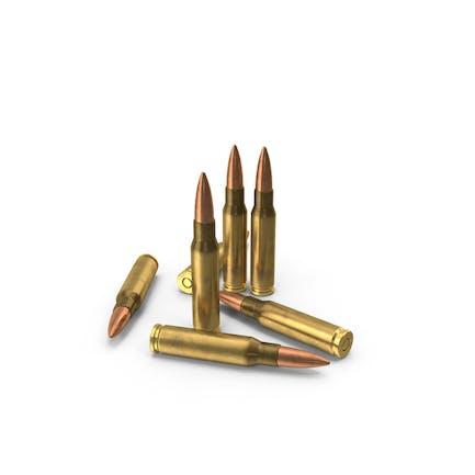 7.62×51mm NATO Cartridge