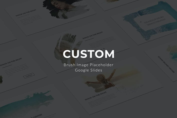 Thumbnail for Custom Google Slides Template