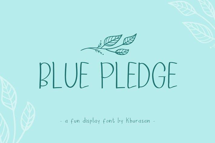 Thumbnail for Blue Pledge