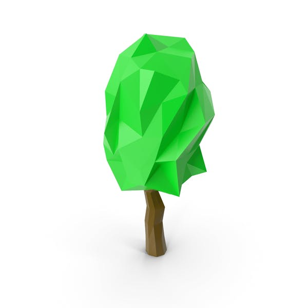 Thumbnail for Low Poly Tree