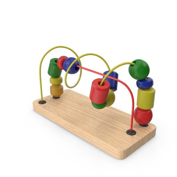 Проволочная игрушка