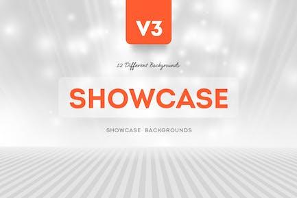 Showcase Backgrounds V3