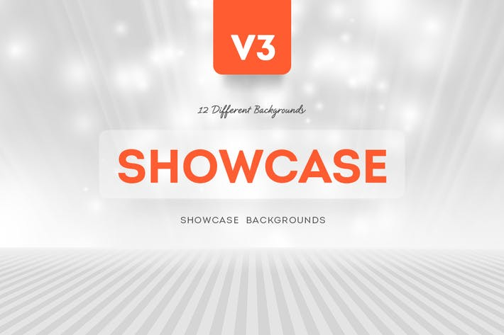 Thumbnail for Showcase Backgrounds V3