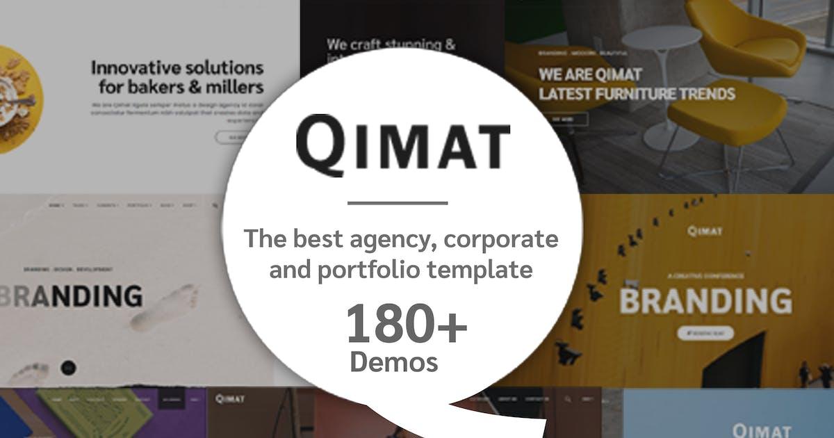 Download Qimat - multipurpose HTML5 Theme by abmathasuriya