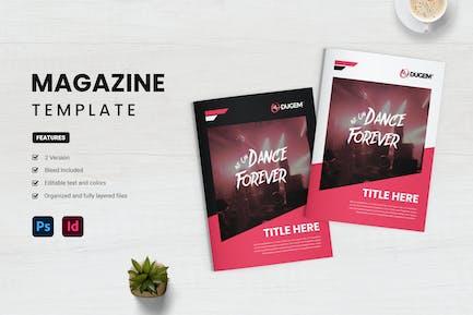 Magazine - Dugem 1