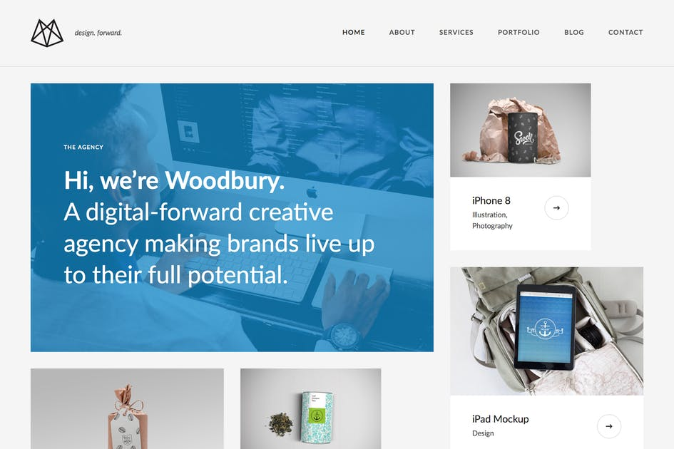 Download Woodbury Agency by createdbycocoon
