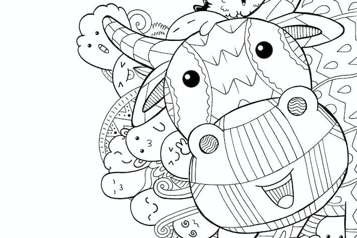 Thumbnail for Buffalo Doodle