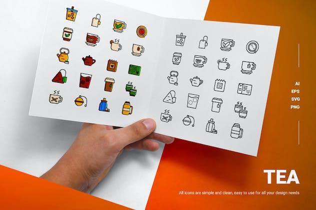 Tea - Icons