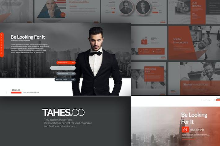 Thumbnail for Tahes.Co Google Slides