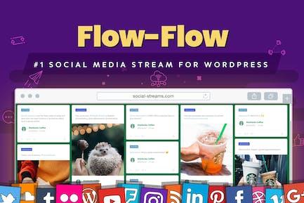 Social Media Stream for WordPress