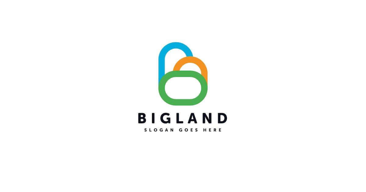 Download Big Land Logo Template by Pixasquare