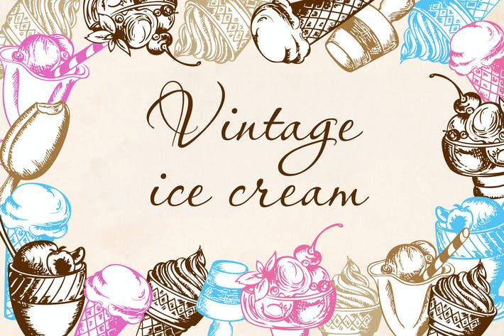 Thumbnail for Vintage Ice Cream