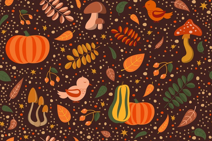 Thumbnail for Fall Pattern