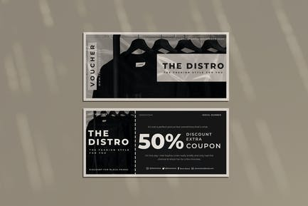 The Distro Voucher