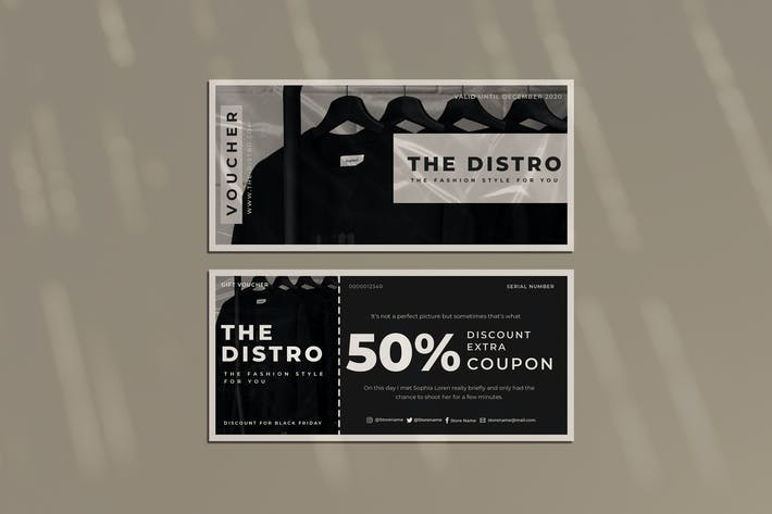 Thumbnail for The Distro Voucher