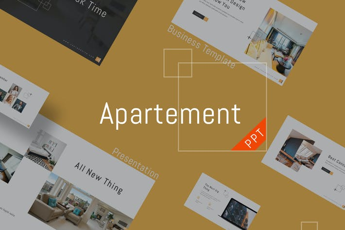 Thumbnail for Apartment - Business Powerpoint Template