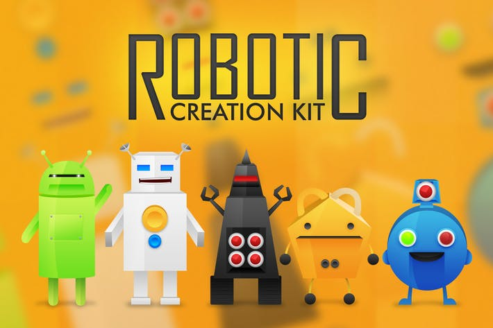 Thumbnail for Robotic Creation Kit