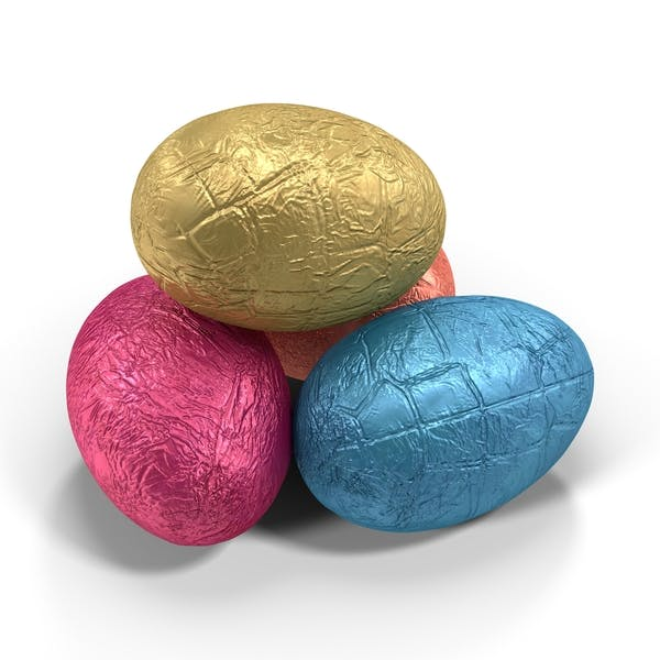 Thumbnail for Chocolate Egg in Foil